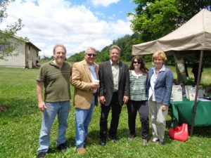 Our champion legislators participated in a hempcrete workshop last year where participants learned how to build with hemp.