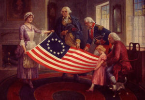 The famous flag sown by Betsy Ross was made from Pennsylvania Hemp in Philadelphia.